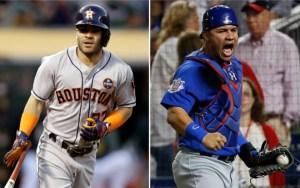 Latinos titulares para el Juego de Estrellas: Altuve, Machado, Abreu, Contreras y Báez
