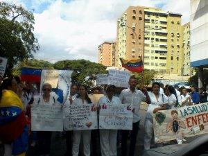 Día 25: Gremio de salud mantiene el paro nacional este #19Jul (fotos y videos)