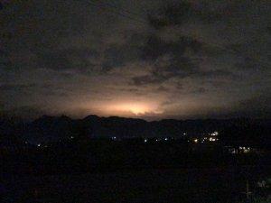 Reportan quema de gas controlado en Pdvsa Yagua #18Jul (Fotos)
