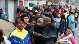 Crisis de los venezolanos refugiados en Perú