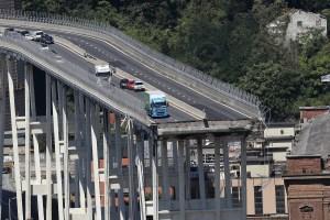 Tres chilenos en la lista de muertos por derrumbe de puente en Italia