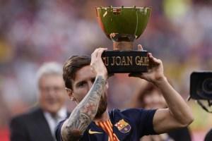 Barcelona consigue su segundo trofeo de la temporada al llevarse el Joan Gamper