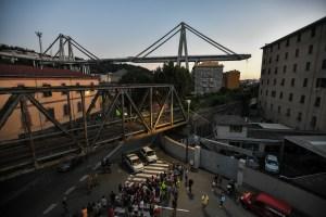 """Fiscal Francesco Cozzi asegura que la tragedia del puente de Génova """"No fue una fatalidad, sino un error humano"""""""