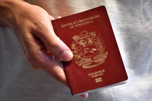 A 72.000 bolívares subió el costo del pasaporte venezolano (Documento)