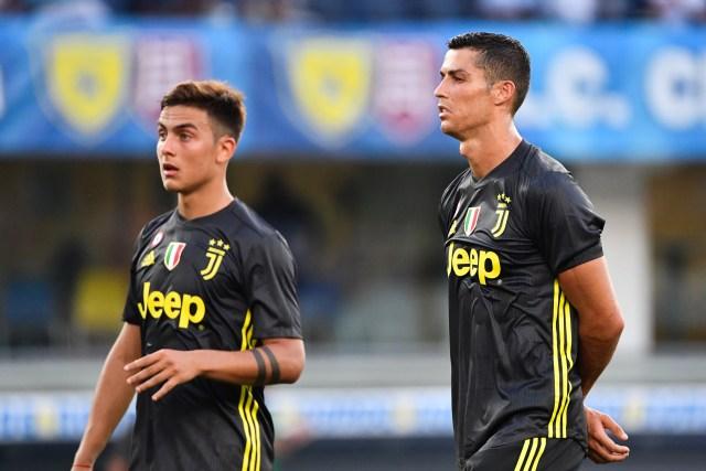 6eb85873a4 Cristiano Ronaldo no marca pero debuta en la Juventus con triunfo