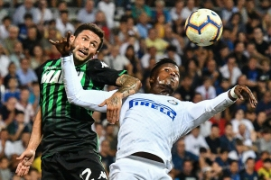 Traspié de Inter y sufrimiento de Roma cierran primera jornada de la Serie A