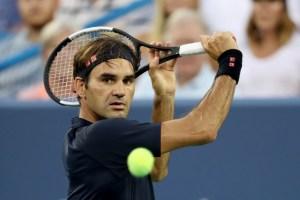 Federer gana a Goffin y jugará la final de Cincinnati contra Djokovic
