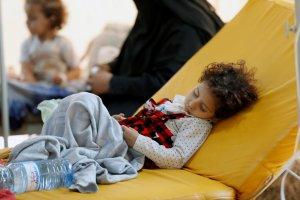 Más de 200.000 personas han sido vacunadas contra la nueva epidemia de cólera en Yemen