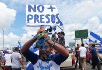 Miles de nicaragüenses claman por liberación inmediata de presos políticos