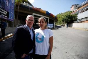 Rafaela Requesens agradece la medida de protección de la CIDH y exige la libertad de su hermano