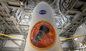 """La sonda Parker de la NASA está a punto para """"tocar"""" el Sol por primera vez"""