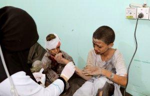La bomba que mató a 51 personas en un bus en Yemen fue vendida por EEUU, según CNN