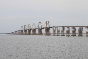 Morandi, creador del puente que cayó en Génova, diseñó el puente sobre el Lago de Maracaibo