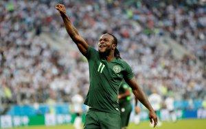 Victor Moses deja la selección de Nigeria con 27 años