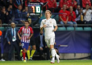 Modric, Cristiano Ronaldo y Salah, nominados al premio Jugador del Año
