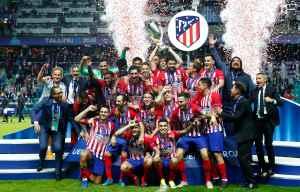 El supercampeón europeo es de Madrid… ¡Pero Atlético!