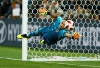 Guardameta colombiano David Ospina ficha con el Napoli en calidad de préstamo