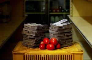 La hiperinflación en Venezuela llega a cifras en millardos…y la vida se encareció en dólares