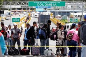 Canciller colombiano inicia este lunes una gira por Europa para abordar crisis migratoria venezolana