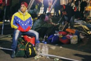 Un 98% de venezolanos asegura sufrir discriminación en Ecuador, según OIM