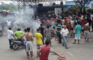 Al menos 1.200 venezolanos abandonaron Brasil tras actos violentos en Pacaraima
