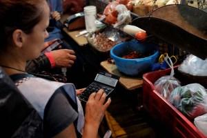 Nuevo récord hiperinflacionario en Venezuela: Los precios subieron 223,1% en agosto
