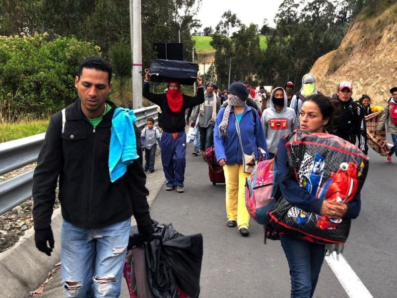 Ecuador planea nueva cita regional para tratar migración venezolana