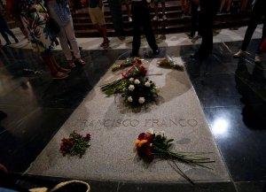 El Tribunal Supremo rechaza el enésimo intento de los Franco de paralizar la exhumación