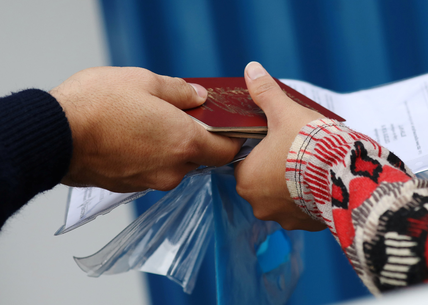 Comisión Presidencial para las Relaciones Exteriores informó sobre países que aceptan pasaporte vencido