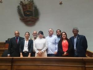 Bloque Parlamentario de Aragua se pronunció sobre los casos de Juan Requesens y Julio Borges
