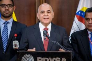La respuesta de Manuel Quevedo a las sanciones y señalamientos de Bolton