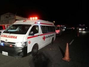 Trece víctimas mortales del accidente en Ecuador están aún por identificar