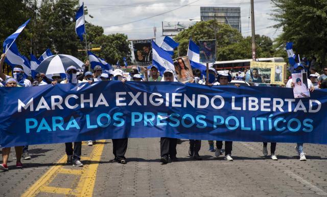 Alianza Cívica demanda garantías legales de presos políticos en Nicaragua