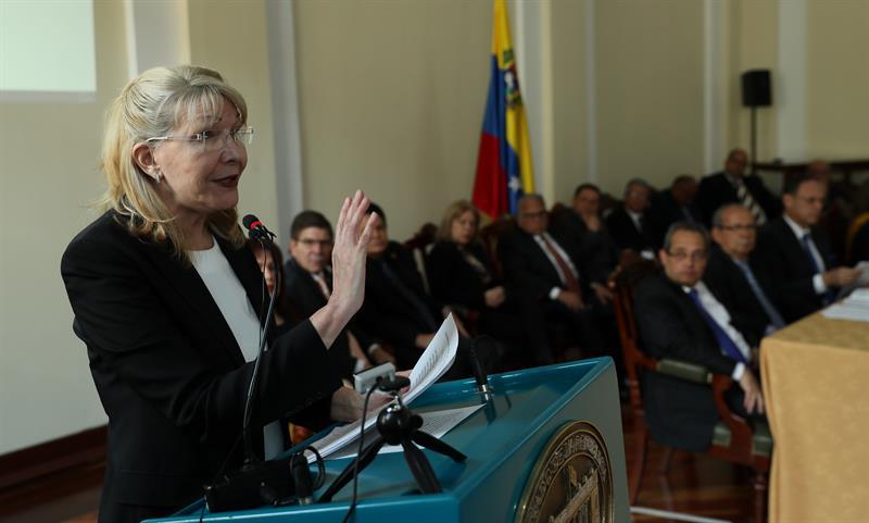 Ortega Díaz: Denunciaremos a Diosdado Cabello y Delcy Rodríguez ante la CPI por violaciones de DDHH a Requesens