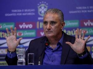 Arthur y Neto, novedades en primera convocatoria en el Brasil de Tite tras el Mundial de Rusia