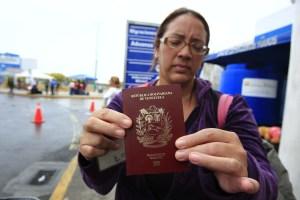 AN exhorta a gobiernos extender vigencia del pasaporte venezolano para trámites migratorios (Acuerdo)