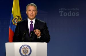 Duque ratifica las declaraciones exclusivas a ALnavío sobre la opción militar en Venezuela