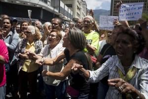 Pensionados marcharán para exigir su pago completo y en efectivo #6Sep
