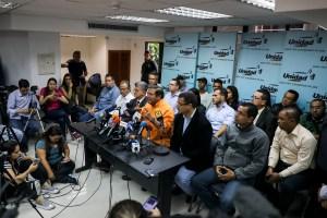 La Causa R, VP y Primero Justicia convocan a primer día de protesta y paro nacional para el #21Ago