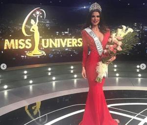 Una venezolana se coronó como Miss Universo Chile (videos)