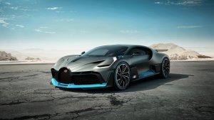 ¡Pero que Divo! Bugatti presenta su nueva obra maestra: Solo 40 unidades y ya todas vendidas (FOTOS)