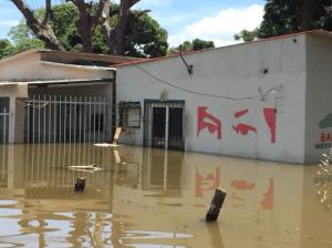María Corina Machado desde inundaciones en Ciudad Bolívar: Este régimen ha sometido al país a la ruina (Video)