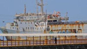 Mantenimiento de buques en Conferry es nulo