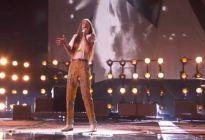 Una niña de 14 años volvió a impactar con su inusual voz en America's Got Talent (Video)