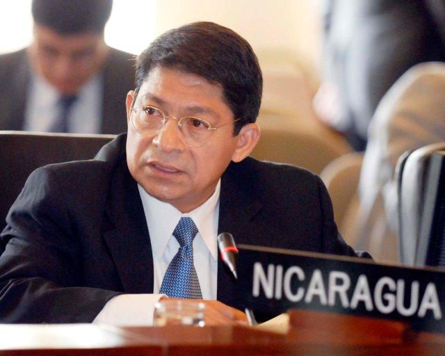 El gobierno de Nicaragua anuncia que Grupo de Trabajo de la OEA no es bienvenido