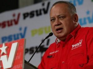 Diosdado asegura que solicitará abrir una investigación a Lenín Moreno por violaciones de DDHH a venezolanos