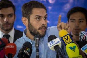 """""""No les bajaré la mirada porque yo soy inocente"""", palabras de Juan Requesens en su audiencia"""