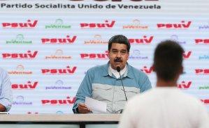"""Maduro tilda de """"mendigos"""" a los jóvenes venezolanos que han emigrado de Venezuela (Video)"""