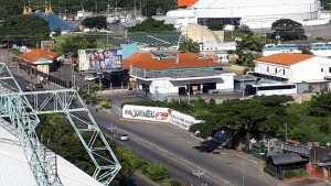Las calles de Lara desoladas este lunes #20Ago (fotos)