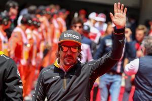 Fernando Alonso anuncia su retiro de la Fórmula Uno en 2019